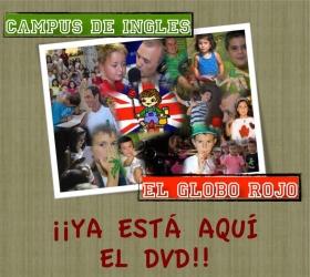 El Campus de Inglés en 2 DVDs