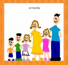 NAVIDAD Y FAMILIA: ¡Este es mi papá, esta es mi mamá y … est@ soy yo!