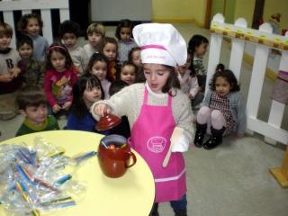 Chucuchef, un cocinero muy especial