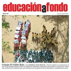 """Especial """"Educación a Fondo"""" del colegio El Globo Rojo"""