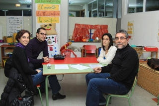 La gestión psicopedagógica y relación con las familias