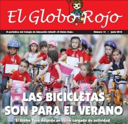 Nuevo número de la revista escolar El Globo Rojo