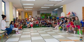 Arranca el III Campus de Inglés del Globo Rojo: un comienzo con buen pie