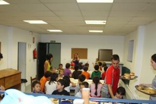 Campamento en La Canaleja: el Campus llega pisando fuerte