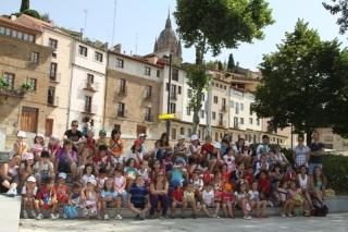 Visita bilingüe por Salamanca