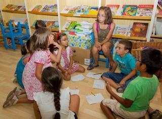 Los niños del Campus forman consenso: escuchar y decidir en grupo