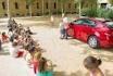 El nuevo modelo de Chevrolet en el Campus: los talleres de Educación Vial arrancan con una exclusiva