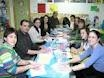 LAS FAMILIAS: pilar central de la educación de los niños en El Globo Rojo