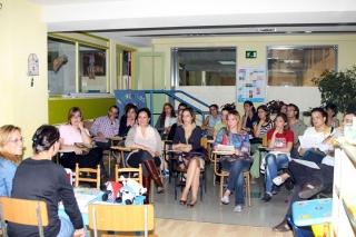 El trabajo bien planificado, clave del éxito educativo en El Globo Rojo
