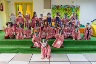El Centro de Educación Infantil El Globo Rojo Aúlla Por el Lobo