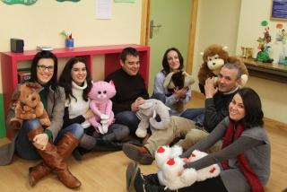 Los cuentacuentos de familias también en Radio Espacio El Globo Rojo