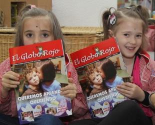 """El nº 14 del periódico escolar """"El Globo Rojo"""" ya en sus manos"""