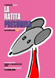 La ratita presumida en El Globo Rojo