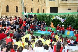 Comienza la Semana de GloboFiesta con los niños como protagonistas