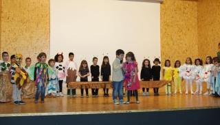Los niños de Tercero de Infantil se despiden en un emotivo acto de Graduación