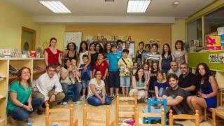 Reunión informativa sobre el IV Campus de Inglés de El Globo Rojo
