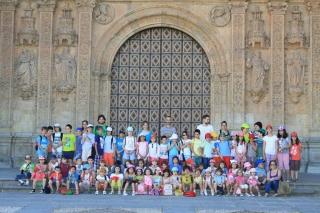 Conocer Salamanca, monumentos y su historia también en Inglés