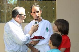 Hoy en Radio Espacio El Globo Rojo la voz de un experto en artes culinarias