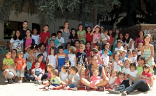 El GLOBO ROJO: Escuela de Verano, Escuela de Animación