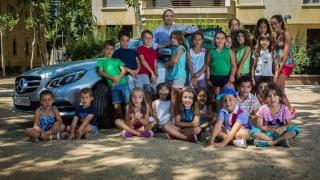 Lujo, elegancia y seguridad: II Taller de Educación Vial
