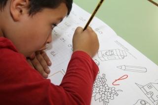Aprendiendo las letras, los números y el juego simbólico