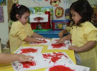 Descubriendo el color rojo