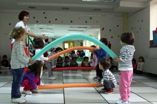 Maestra de profesión, con vocación desde pequeña
