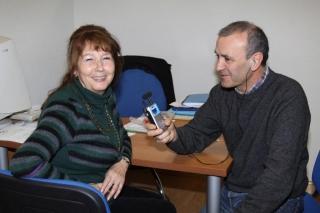 Mª Luz Nieto nos da las claves de la comunicación con niños con ceguera