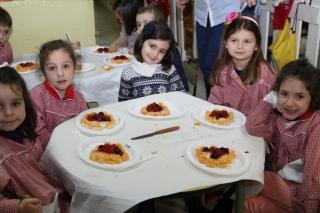 Corazones por San Valentín con sabor a frambuesa