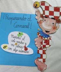 ¡Un bufón anda suelto! Carnaval Medieval en El Globo Rojo