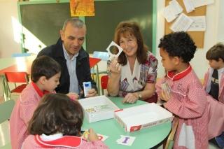 Daniel Domínguez entrevista a Mª Luz Nieto, pedagoga de la ONCE