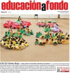 Educación a Fondo, de La Gaceta, analiza a El Globo Rojo