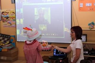 Cumpleaños junto a papá: tú a El Líbano y yo a El Globo Rojo