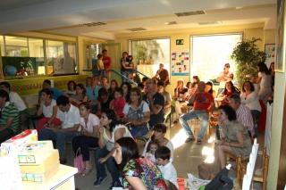 Presentación del V Campus de Inglés a las familias