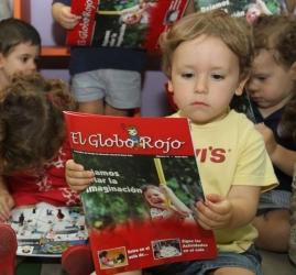 La revista El Globo Rojo retrato de todo un curso escolar