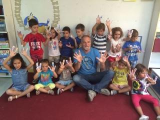 """""""Los niños mediterráneos son mucho más libres"""""""