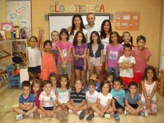 Música para despedir el V Campus de Inglés de El Globo Rojo