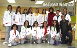 El Equipo de El Globo Rojo les invita a la Fiesta de Navidad y les Felicita las Fiestas