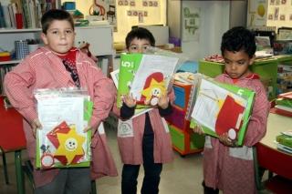 Los escolares de El Globo Rojo terminan el trimestre repleto de experiencias