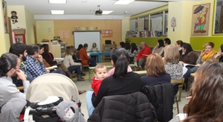 Comienzan las reuniones de familias del 2º trimestre con los Rojos II