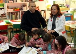 """Loli Mateos: """" trabajar con niños de necesidades requiere gran implicación emocional"""""""