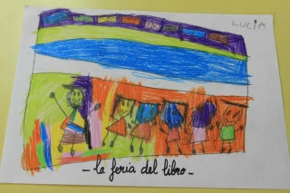Así ven los niños los cuentos de la Feria del Libro