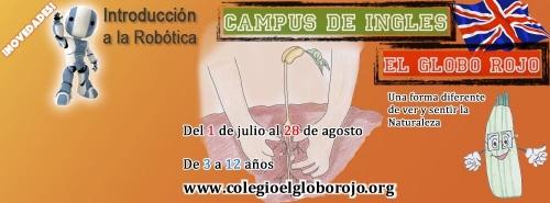 El VI Campus de Inglés de El Globo Rojo trae novedades