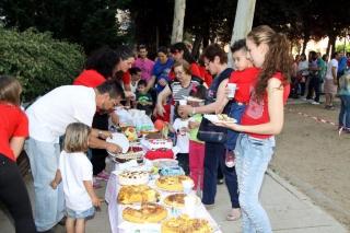 Más de 200 raciones de tartas y tortillas para un delicioso cierre de GloboFiesta 2015