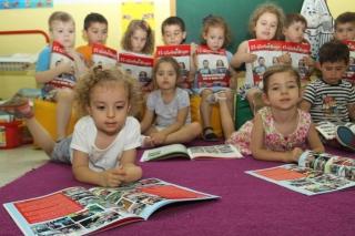 """""""Exploro el mundo con el dedo TIC"""", ¡ya está aquí la nueva revista de El Globo Rojo!"""