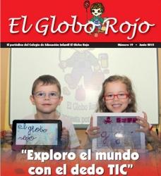 Escuchamos a la coordinadora de la revista El Globo Rojo en las ondas de Radio Espacio