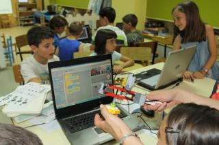 Talleres de robótica educativa