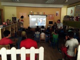 Cine en Inglés para terminar la Segunda Quincena del Campus