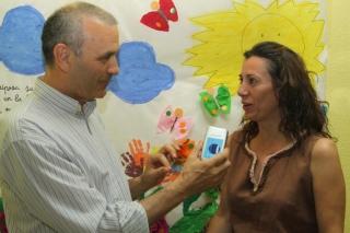 """Regina Pacho: """"los niños que vienen ahora a El Globo ya son la generación táctil"""""""