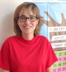 """Esther Gómez: """"Los reencuentros entre los niños en el Campus es algo muy bonito"""""""